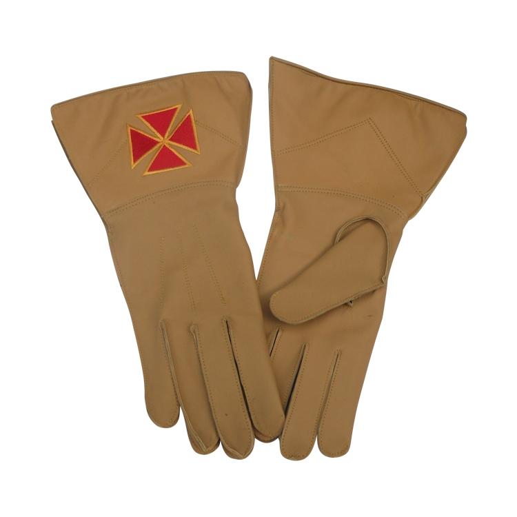 Masonic Gloves Cross Logo