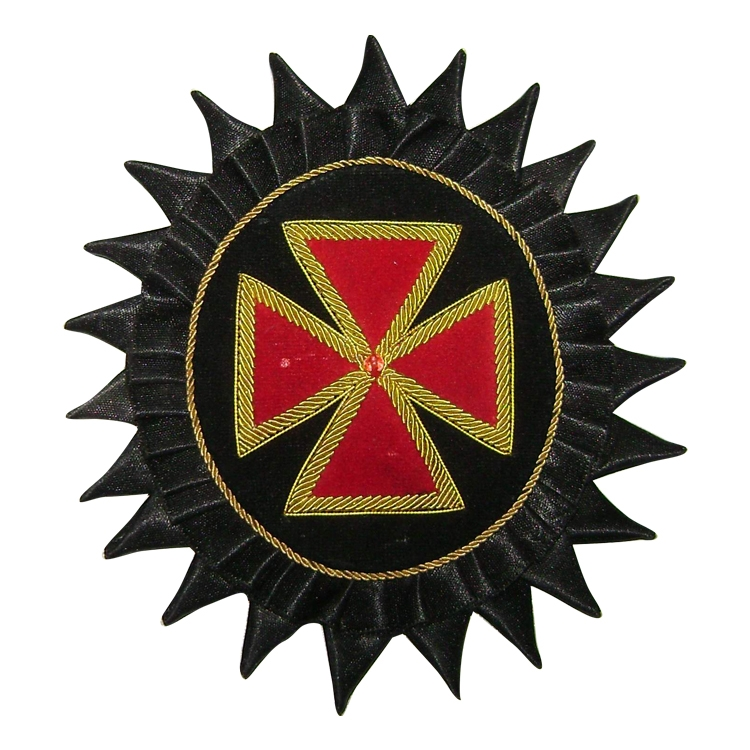 Masonic Cross Badge