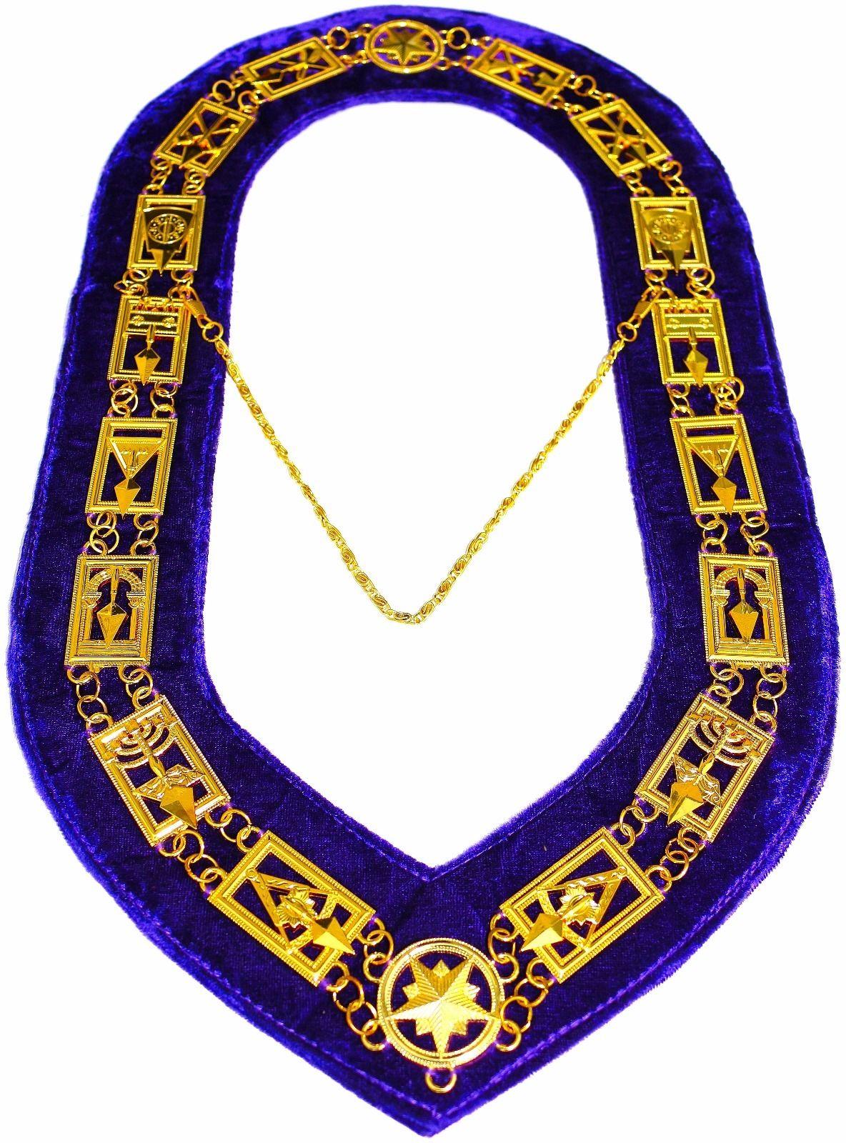 Masonic Collars