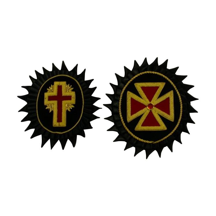 Masonic Cross Badge