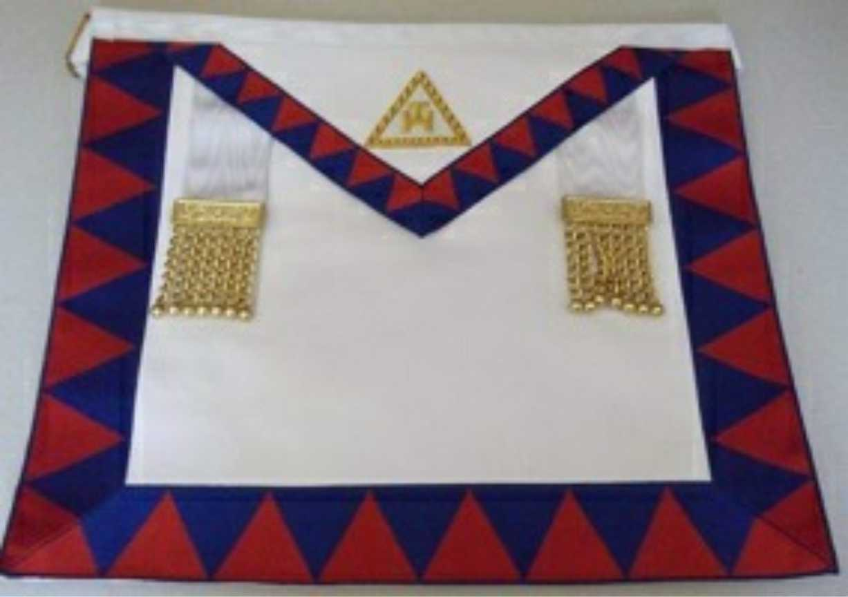 Royal Arch companion' s Apron