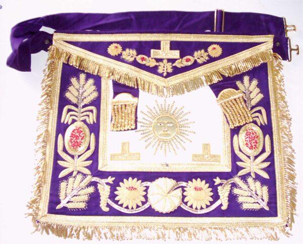 Grand Master Masonic Aprons