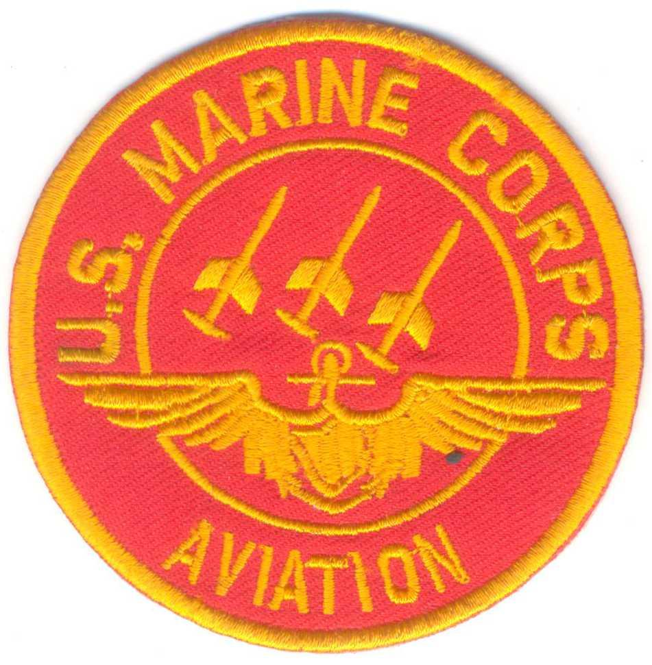 US Marine Corps Aviation Patch