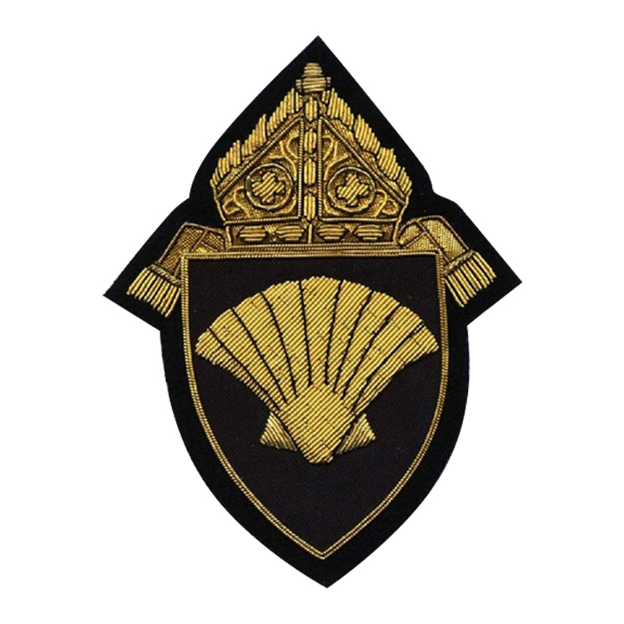 Church Blazer Badges