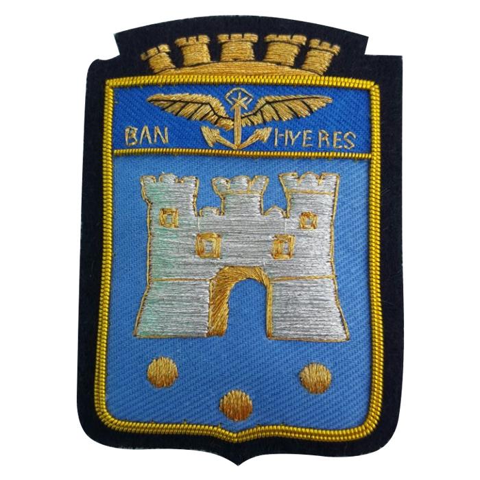 Shield Blazer Badges