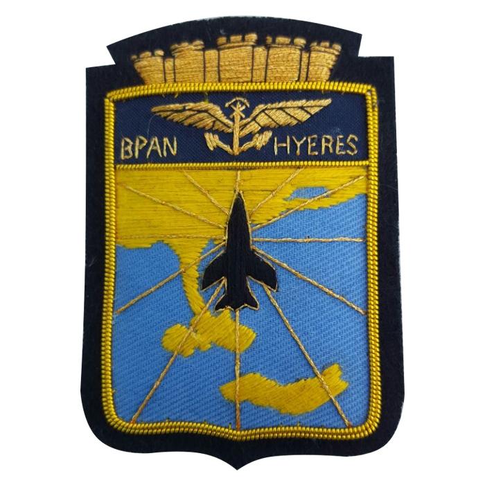 Shield Blazer Badge
