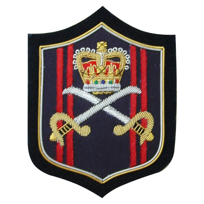 Shield Blazer Badges