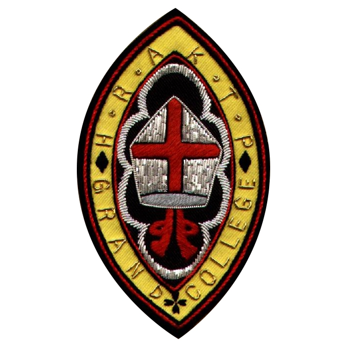 Church Blazer Badges