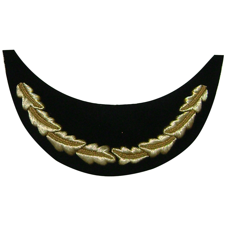 Gold Zeek Cap Peaks