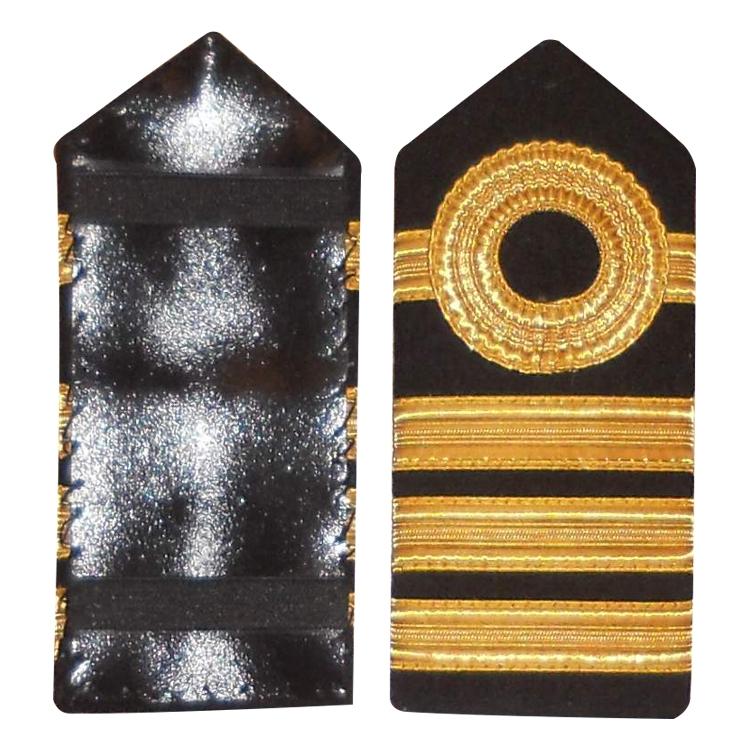 Epaulletes & Shoulders Gold Strips