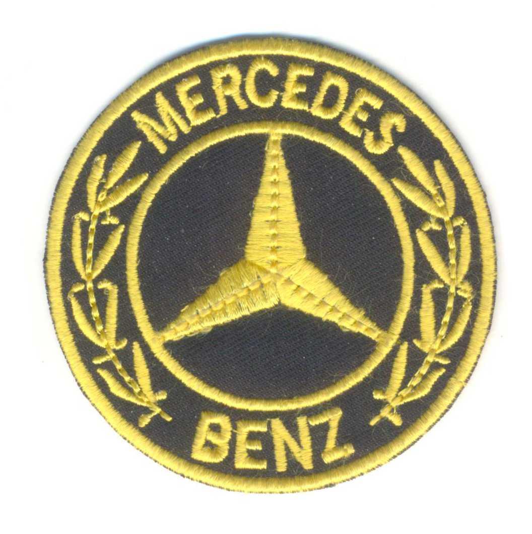 Mercedes Patch