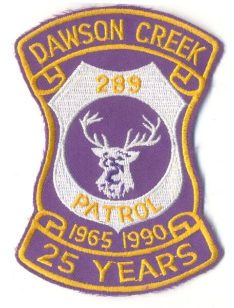 Dawson Creek Patch