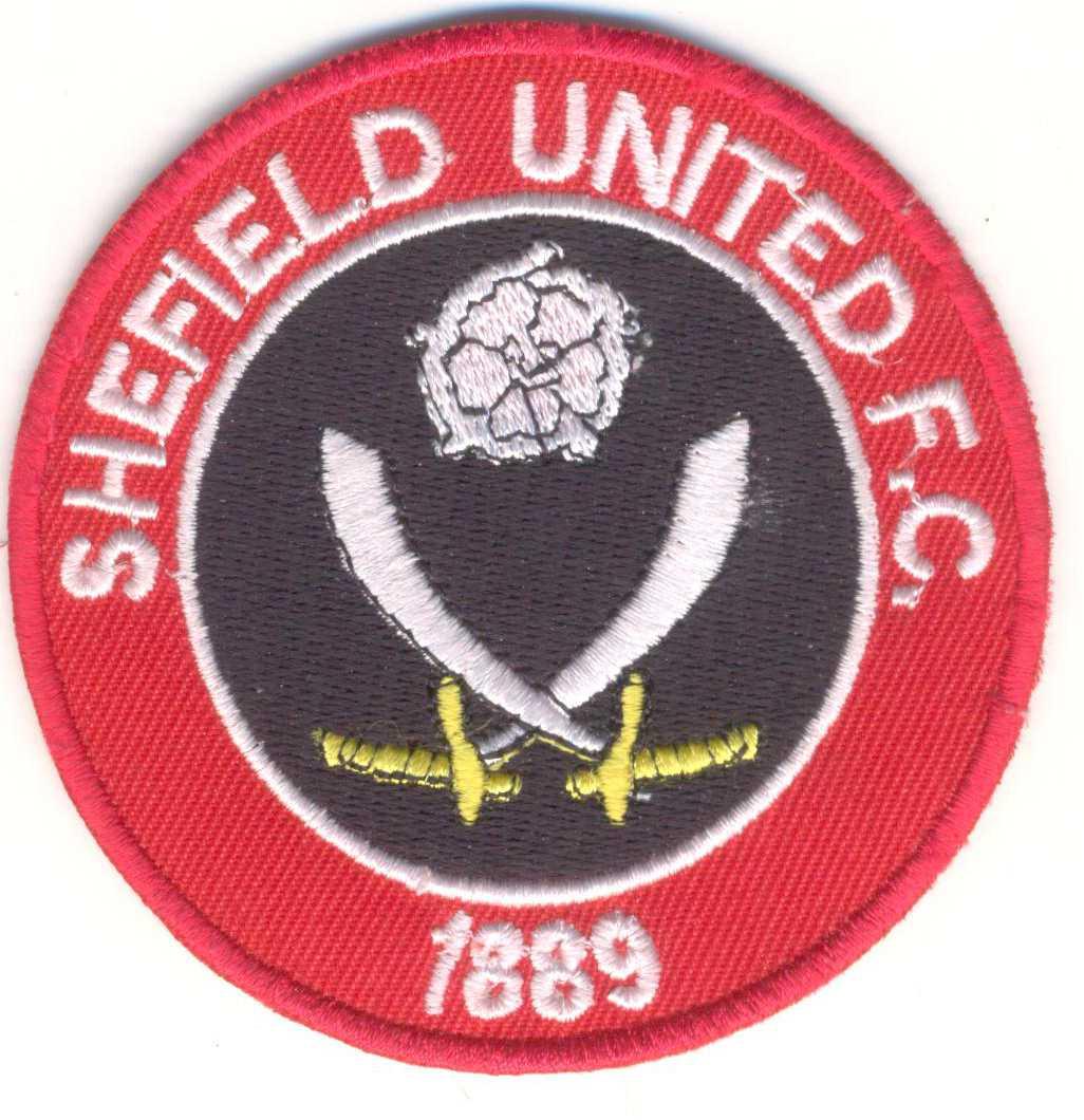 Shefield United F.C Patch