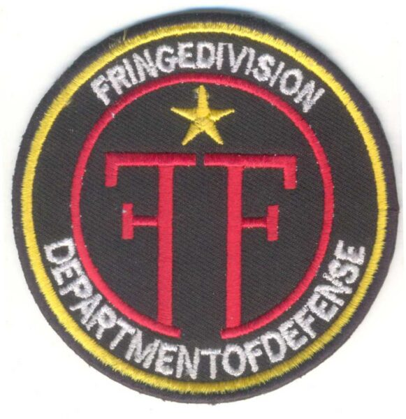 Fringe Division Patch