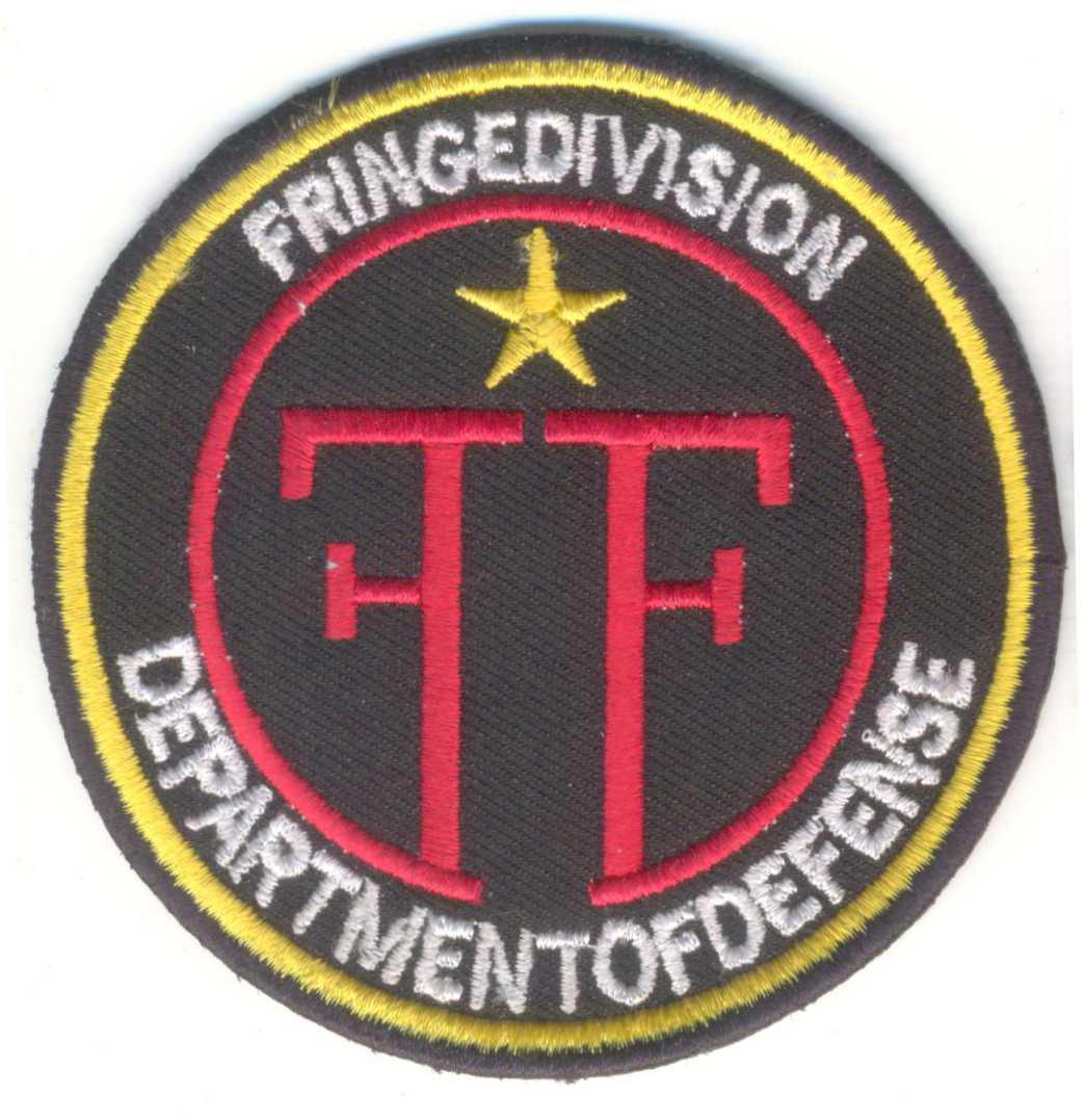 Fringe Division Patch