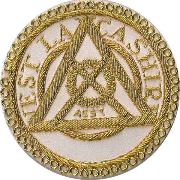 West Lancashire Masonic Badge