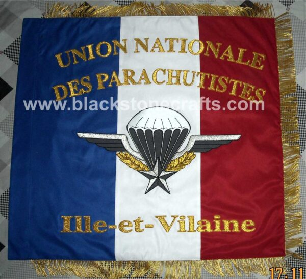 Large Flag French