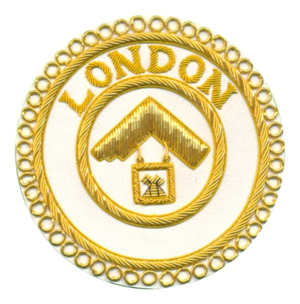 London Masonic Badge